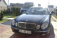 Mercedes Benz - E 220 cdi