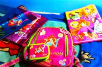 Winx torba,novcanik,korice za knjige,fascikla