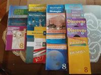 Knjige za 8.razred
