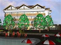 Objekta u izgradnji od 630m2 u Ohridu