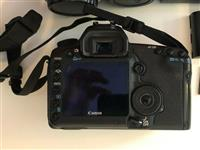 Canon EOS 5D Mark II 21.1 MP Digital   + TWO Canon