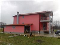 Novogradnja kompletno zavrsena kuca