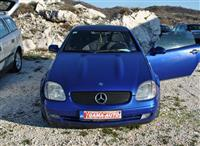 Mercedes Benz SLK 200 -99
