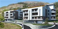 Jednosoban stan 58.60 m2, prizemlje u Tivtu.