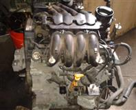 Auto otpad-six motor VW Golf4 1.6 74kw djelovi