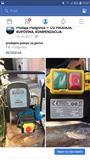 Pumpa za izvlacenje goriva