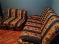 Polovne, dobro očuvane fotelju