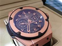 Hublot King Power Rose Gold ETA 7750